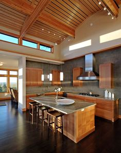 Harrison Street Residence by Scott Allen Architecture | HomeDSGN, a daily source for inspiration and fresh ideas on interior design and home decoration.