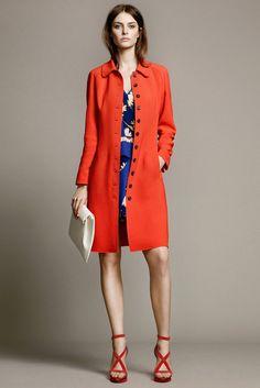 Nina Ricci Resort 2015 Fashion Show - Auguste Abeliunaite