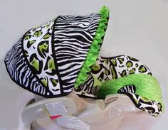 Custom Boutique Cheetah Zebra Lime Green by smallsproutsbaby, $109.00