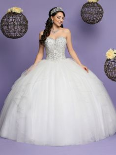 Custom quinceanera dresses in bright colors! These quince dresses can be made in any color. Lots of vestidos de quinceanera to choose from. White Quinceanera Dresses, Quinceanera Planning, Quinceanera Decorations, Quinceanera Party, 15 Dresses, Fashion Dresses, Formal Dresses, Wedding Dresses, Wedding Themes