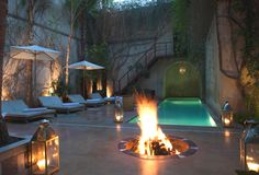 Boutique hotel – El Fenn, ideal for a Marrakech escape