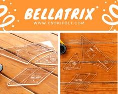 We influence the way people do Patchwork by inspiring ideas and premium quality patchwork products. Bellatrix, Templates, Quilts, Quilting Ideas, Pattern, Scrappy Quilts, Stencils, Quilt Sets, Patterns