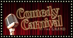 Comedy Carnival at The Grand On 26 Apr'14 at 8pm-10pm at The Grand, 21 - 25 St Johns Hill, London, SW11 1TT, UK. Stand-up comedy show featuring Pete Johansson and Paul Sinha, Greg Burns and Pete Jonas as MC. Category: Comedy. Price:£12-£20. Artists: Pete Johansson, Paul Sinha, Greg Burns, Pete Jonas. URL: Booking: http://atnd.it/6717-1.