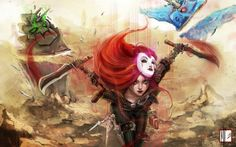 Katarina Item League of Legends 8z