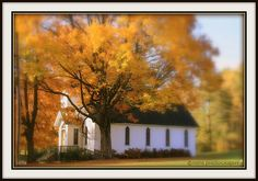 Country church, Clarion County, PA