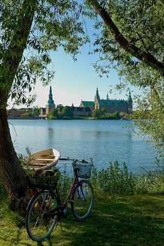 Frederiksborg Castle, The Museum of National History.Frederiksborg Castle, The Museum of National History. Places Around The World, Travel Around The World, Around The Worlds, Places To Travel, Places To See, Travel Destinations, Beautiful World, Beautiful Places, Denmark Travel