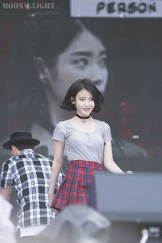 150813 IU at Infinity Challenge Music Festival Infinity Challenge, Korean Celebrities, Challenges, Diy Crafts, Lady, Vintage, Clothes, Style, Queen