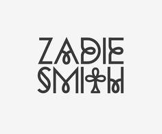 Mr L'Agent / Art direction / Ill-Studio / Logos  zadie smith  deck of cards filigree