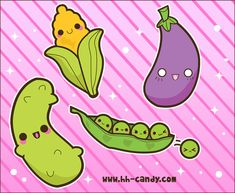 Comment on which one is your favorite veggie here and the first 4 people to pick them all gets to adopt them.