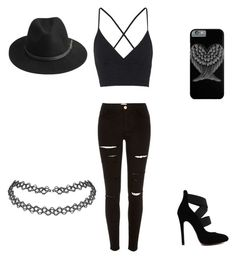 """""""Untitled #39"""" by piper-staunton on Polyvore featuring Topshop, River Island and BeckSöndergaard"""