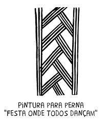 Resultado de imagem para grafismo asurini