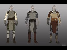 Galen Marek Starkiller Concept Art [The Force Unleashed]