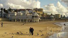 Cadiz Spain, Street View, Spaces, Beach, The Beach, Beaches