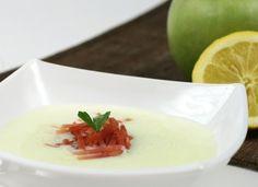 Crema fría de manzana para #Mycook http://www.mycook.es/cocina/receta/crema-fria-de-manzana