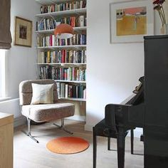 Too few pianos in the world. And in houses.