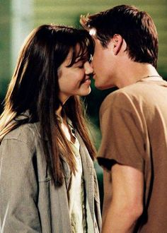 i want this love a walk to remember movie scene