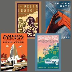 We are saddened to hear that former California State Librarian Kevin Starr has passed away. His California Dream series tell the story of the rich complex history of our state and are gifts to us all. RIP Kevin Starr.