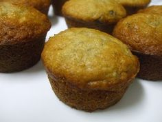 Banana chocolate chip muffins   an inspiration for my own recipe.