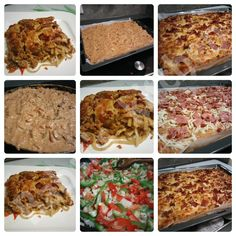 SPAGHETTIPIZZA Rezept: http://babsiskitchen-foodblog.blogspot.de/2016/01/spaghettipizza.html