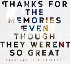 thnks fr th memories fall out boy tumblr quotes - Google Search