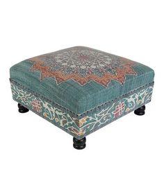 Look at this #zulilyfind! Surat Ottoman #zulilyfinds