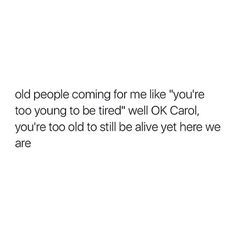 This would be funnier if my grandmas name wasn't Carol!