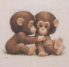Chimpancé está en peligro de extinción debido a la pérdida de su ambiente natural, la caza y el comercio ilegal, entre otros.