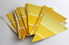 you are my sunshine shower (and a paintchip banner how-...so easy to make and costs NOTHING