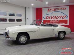 Silvauto Car Outlet - MERCEDES BENZ 190 SL - TERZO POSTO - ISCRITTA REGISTRO M.B. - KM 0