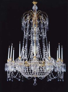 English Regency period chandelier