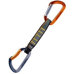 Petzl Spirit Express 11cm Quickdraw | The EXPRESS is the perfect quickdraw for sport climbing. | at www.weighmyrack.com/ #rock #climbing #gear