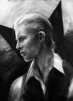 Thin White Duke by Mario Teodosio