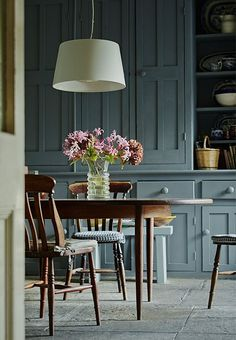Smoky-green hues took the kitchen scene by storm this year and became an instant classic.