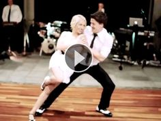 Adorable Couple's Swing Dancing First Dance At Wedding Is The One To Beat