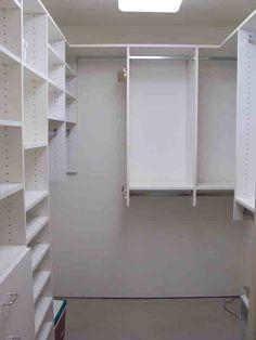 Potential Master Closet Plan