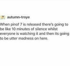It's basically the same with PINOF8!