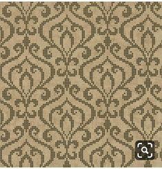 Holographic Trail by Albany - Chocolate Brown - Wallpaper : Wallpaper Direct Motif Fair Isle, Fair Isle Pattern, Cross Stitch Embroidery, Cross Stitch Patterns, Big Knit Blanket, Jumbo Yarn, Brown Wallpaper, Big Knits, Knit Pillow