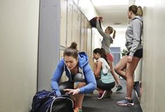 Locker rooms make many people uncomfortable. Here are some tips on how to…