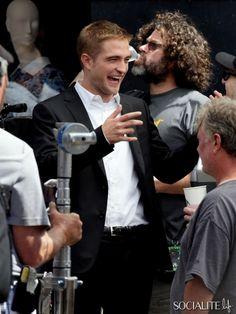 Robert Pattinson randkuje Kristen Stewart 2013