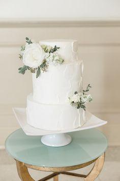Greenhouse Wedding in White