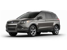 New 2014 Ford Escape SE (Gray Sport Utility) Near Evansville