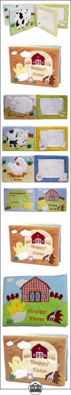 Knautschi mi primera partida álbum de fotos, súper suave diseño de tela de álbum para niños pequeños  ✿ Regalos para recién nacidos - Bebes ✿ ▬► Ver oferta: http://comprar.io/goto/B000NXU6AS