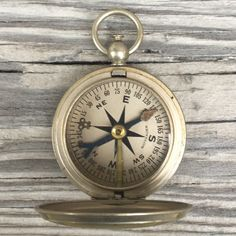 Antique compass ❤️