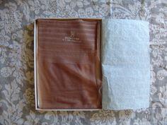 Nylon Stockings Vintage Berkshire Size 10 by SerendipityCircus