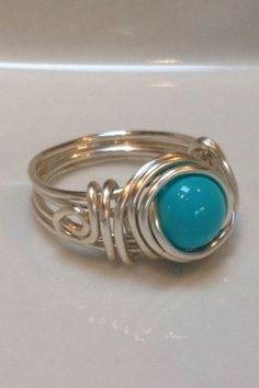 Best 25+ Wire wrapped rings ideas