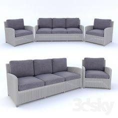 Kettler Palma Sofa Set
