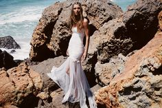 Free People's Debut Wedding Collection Is Gorgeous via @WhoWhatWear