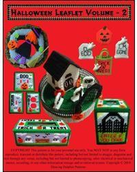Halloween Leaflet Volume - 2***New pattern. Released 7/2014***