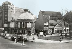 Gaumont and Eros Cinema in 1959 London History, Local History, South London, Old London, Forest Hill, London Pictures, Historic Homes, Old Photos, Ideal Home
