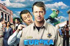 Eureka <3 LOVE it!